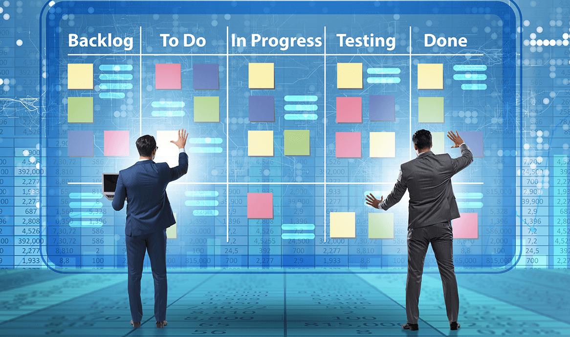 Come lavorare su più progetti contemporaneamente: i flussi di lavoro
